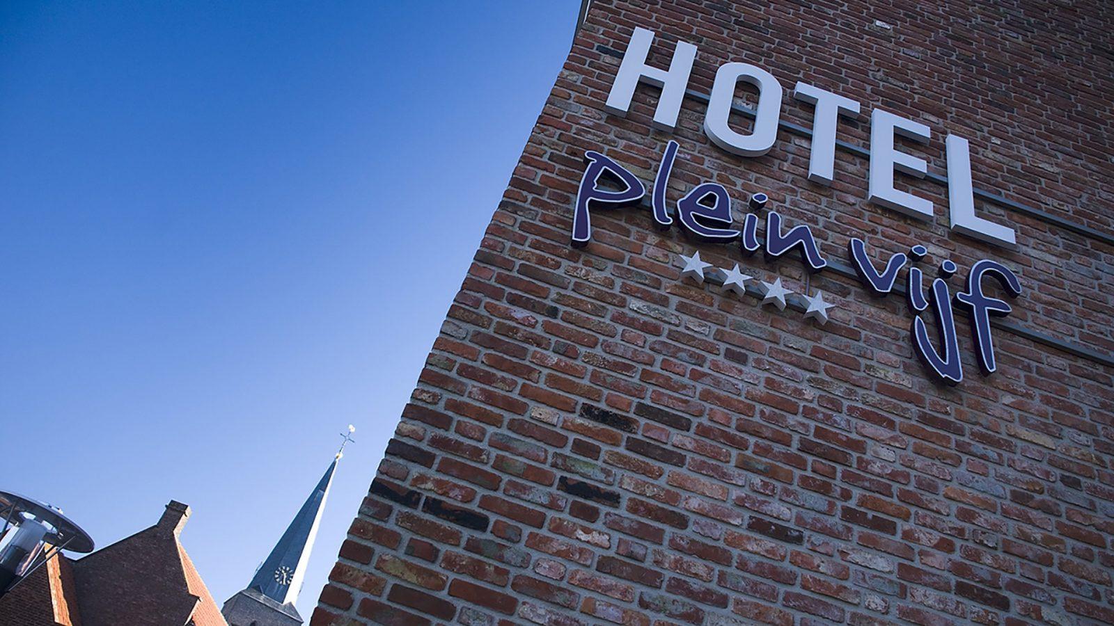 Hotel Plein Vijf Deurne